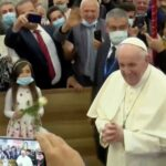 بابا الفاتيكان: لا نمل من الصلاة من أجل انتشار ثقافة المحبة والأخوة