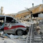 قوات سورية تقصف مبنى يضم نقطة طبية في شمال غرب البلاد
