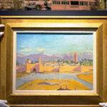 بيع لوحة مراكش لتشرشل بثمانية ملايين يورو