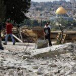 إخلاء الفلسطينيين من منازلهم في القدس لصالح التوسع الاستيطاني