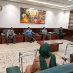 حمدوك يؤكد على إلتزام حكومته بملف مصابي وجرحي الثورة السودانية