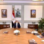 الرئيس المصري يوجه بمواصلة تطوير مصانع الإنتاج الحربي