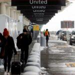 ارتفاع عدد المسافرين بالمطارات الأمريكية لأعلى مستوى