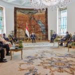 اتفاق مصري سوداني على العمل لتفعيل مقترح تشكيل رباعية دولية لسد النهضة