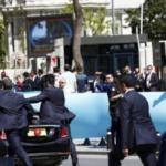 انتحار حارس أردوغان الشخصي بسبب سوء المعاملة
