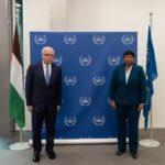 المالكي يؤكد أهمية سرعة فتح تحقيق دولي في جرائم الاحتلال ضد فلسطين