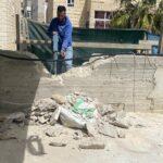 مقدسي يهدم منزله ذاتيا بضغط من سلطات الاحتلال