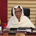 عائشة موسى تدعو نساء السودان لإثبات حقهن في بناء الديمقراطية