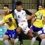 التعادل السلبي يحسم مواجهة وادي دجلة والإسماعيلي في الدوري المصري