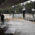 إجلاء سكان مناطق بسيدني في أستراليا بسبب الأمطار الغزيرة
