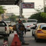 العراق.. عمليات بغداد ترفع 4 سيطرات أمنية لتخفيف الزخم المروري