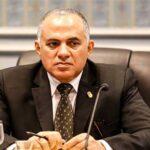 وزير الري المصري يشارك في مؤتمر المياه الأول بالعراق