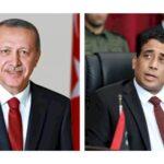 العلاقات التركية الليبية.. أجندة لقاء المنفي وأردوغان في إسطنبول