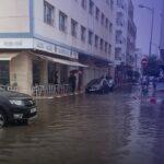 آخر تطوراتأزمة السيول في مدينة تطوان المغربية