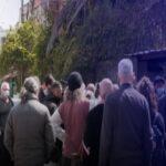 وقفة احتجاجية أمام المحكمة المركزية بالقدس المحتلة