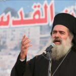 المطران عطا الله حنا: نتمنى أن تؤدي الانتخابات للتغيير والإصلاح المنشود