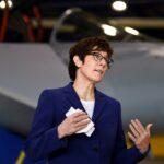 وزيرتا دفاع ألمانيا وفرنسا تناقشان مشروع إنتاج طائرة حربية مشتركة