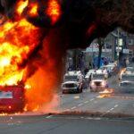 تجدد أعمال العنف في أيرلندا الشمالية