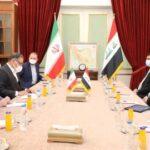 العراق وإيران يبحثان سبل تعزيز التعاون الأمني بين البلدين