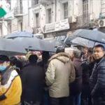 تجدد المظاهرات الشعبية في الجزائر