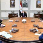 السيسي: ندعم مسعى «إيني» للتوسع في استثماراتها في مصر