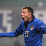 برنارديسكي يصبح سادس لاعب في منتخب إيطاليا يصاب بكورونا