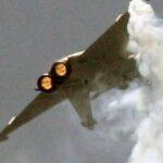 تحطم طائرة مقاتلة فرنسية من طراز ميراج 2000 في شمال مالي