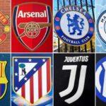 برشلونة وريال مدريد ويوفنتوس يتمسكون بمشروع «السوبر الأوروبي»