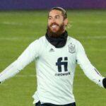 ريال مدريد يعلن إصابة راموس قبل مواجهة ليفربول وبرشلونة