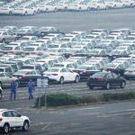 ارتفاع مبيعات السيارات في الصين 75% في مارس
