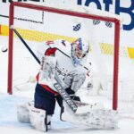 كابيتالز يسحق بروينز 8-1 في دوري هوكي الجليد