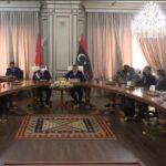الدبيبة: نتطلع لإعادة افتتاح السفارة المصرية في طرابلس