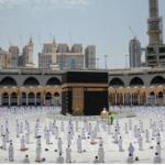صور| أول صلاة جمعة في شهر رمضان بالمسجد الحرام