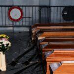 إيطاليا.. احتجاج للحانوتية على تراكم النعوش في المقابر