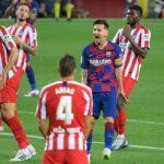 رابطة الدوري الإسباني تحدد موعد مباراة برشلونة وأتلتيكو مدريد