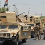 الأمن العراقي يشن حملات لملاحقة داعش في حمرين وديالي