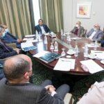 «المنفي» يبدأ أولى خطوات إنشاء المفوضية العليا للمصالحة الليبية