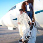 الدبيبة يصل ليبيا بعد جولة خليجية