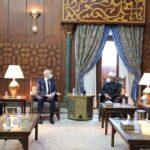 الطيب وقيس سعيد يتفقان على تشكيل لجنة لخدمة الثقافة الإسلامية