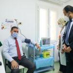 ليبيا.. الدبيبة يعلن انطلاق حملة تطعيم ضد كورونا