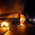 الصحة المصرية: مصرع 20 شخصا في حادث تصادم بمحافظة أسيوط
