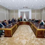 وفد قبائلي يؤكد استمرار دعمه الجيش الليبي في القضاء على الإرهاب