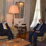 وزير الخارجية المصري يطالب بوقف الانتهاكات التي تستهدف عروبة القدس