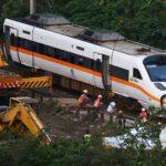 القضاء التايواني يفرج عن مالك الشاحنة المتسببة في حادث القطار