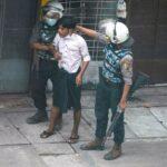 جيش ميانمار يفتح النار على المحتجين وسقوط 5 قتلى