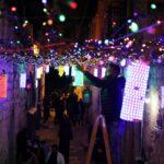 «زينة رمضان» تملأ شوارع القدس مع استعداد الفلسطينيين لشهر الصوم