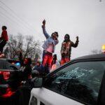 شرطة منيابوليس الأمريكية: مقتل الشاب الأسود حدث بطريق الخطأ