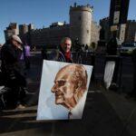بريطانيا تودع الأمير فيليب زوج الملكة إليزابيث الثانية