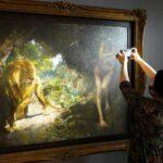 كريستيز تعرض «أعلى الأعمال الفنية قيمة تقديرية» في مزاد بهونج كونج