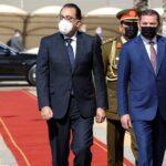 رئيس الوزراء الليبي يوقع مع نظيره المصري 11 وثيقة تعاون